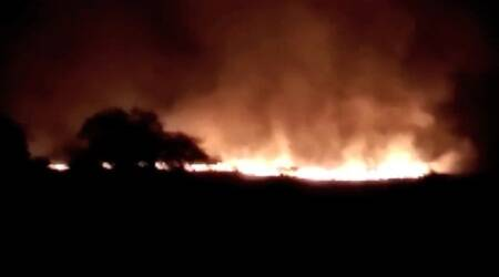 Pulgaon ammo depot fire: Two Army officers among 16 dead, probe on