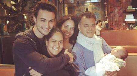 Arpita Khan Sharma has a befitting reply to her haters who criticised her onInstagram