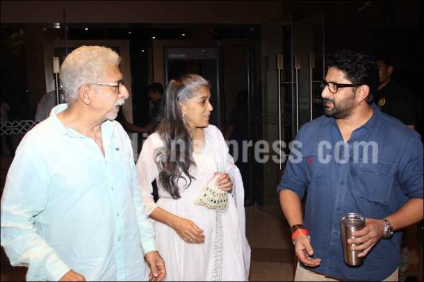 Arshad Warsi, Ghanta awards 2016, Ghanta awards 2016 winners, Naseeruddin Shah, Ratna Pathak, Archana Puran Singh, Parmeet Sethi, entertainment photos