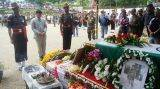 Arunachal jawan, killed in J&K operation, laid to rest in native village