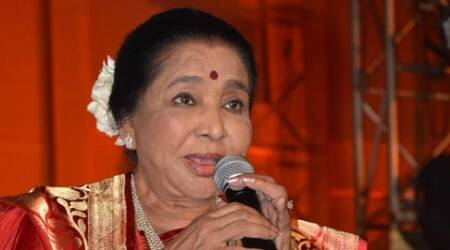 Asha Bhosle to perform at border posts for paramilitary jawans