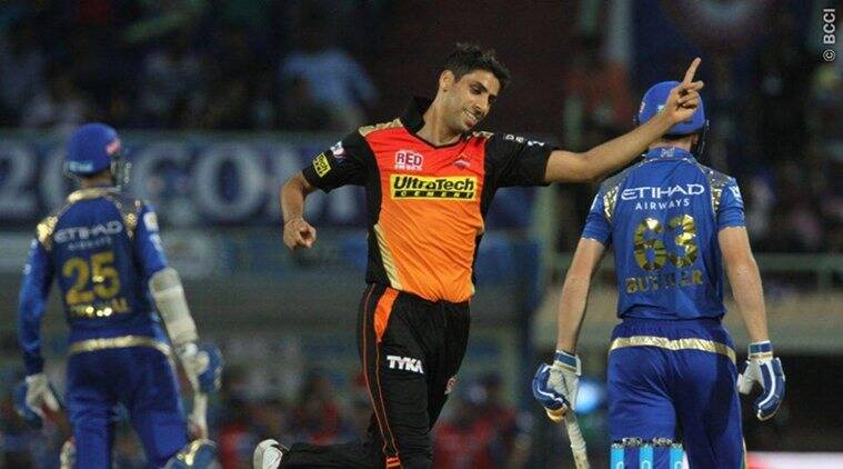 ipl, ipl 2017, ipl 10, indian premier league, ashish nehra, Sunrisers Hyderabad, ashish nehra Sunrisers Hyderabad, cricket news, cricket, indian express