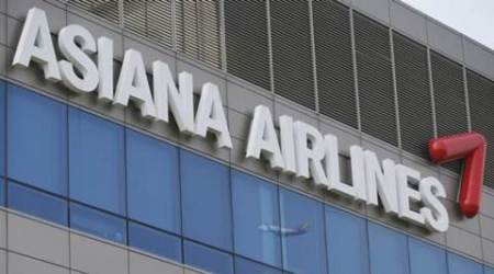 A view of the Asiana Airline's head office in Seoul. Reuters