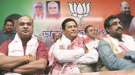 Assam swearing-in today: AGP, BPF may get two berths each in Sonowal cabinet