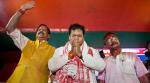LIVE: Sonowal is CM of Assam, Amit Shah says state will change in the next 5 years