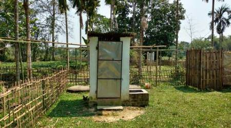 In Assam's Sibsagar, a toilet campaign points to power of grass-rootmobilization