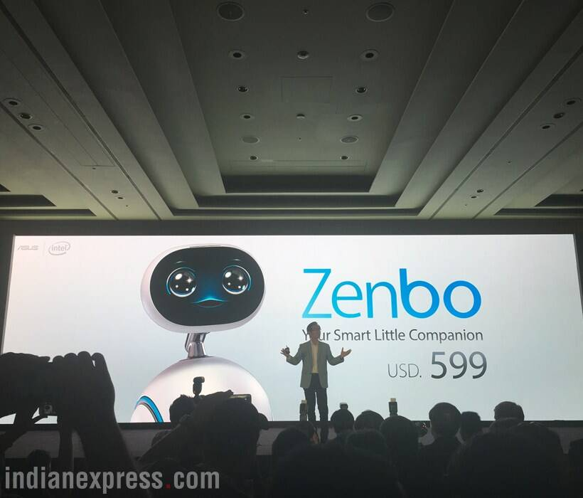 Asus Zenbo is a home robot designed to provide assistance, entertainment, and companionship to families