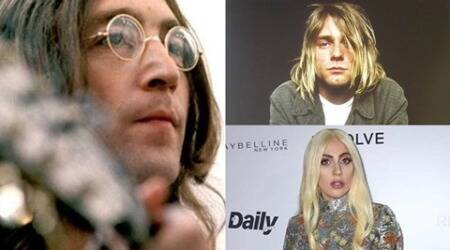 John Lennon's lyrics, Kurt Cobain's letter and Lady Gaga's piano up for auction