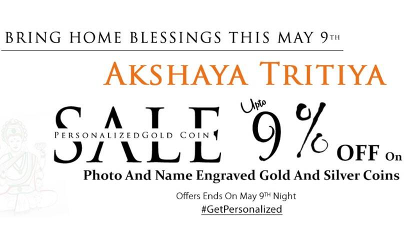 Golden Akshaya Tritiya offers you should check out