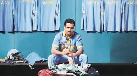 Azhar, azhar movie, emraan hashmi azhar, mohammad azharuddin, bollywood news, Mohammed Azharuddin movie, Mohammed Azharuddin biopic, entertainment news, cricket, sports news