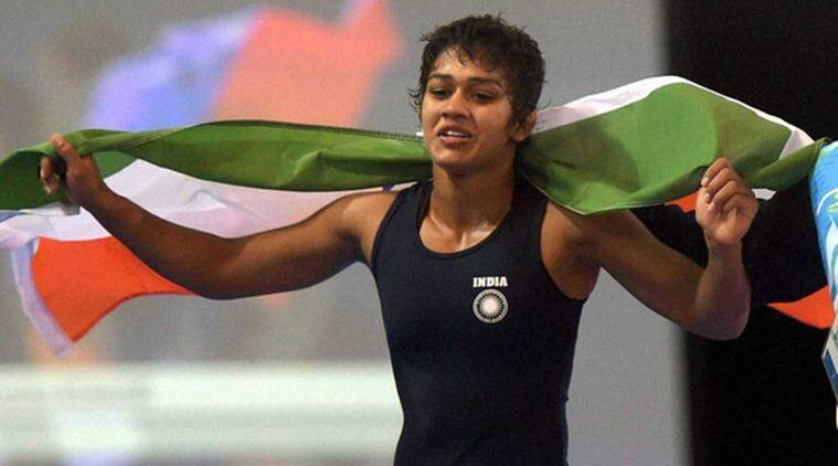 Babita Kumari Phogat, Asian Games, FICCI Ladies Organisation, Geeta Phogat, 2014 Commonwealth Games
