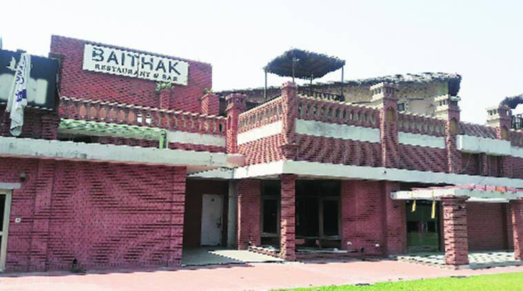 Baithak, chandigarh banquet hall, banquet hall chandigarh, baithak shutdown, chandigarh marriage halls, india news