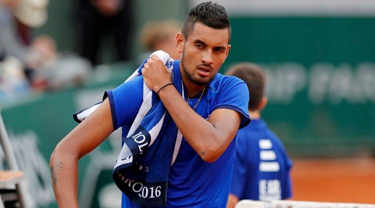 Nick Kyrgios, Nick Kyrgios Australia, French Open, French Open updates, Nick Kyrgios controversy, sports news, sports, tennis news, Tennis