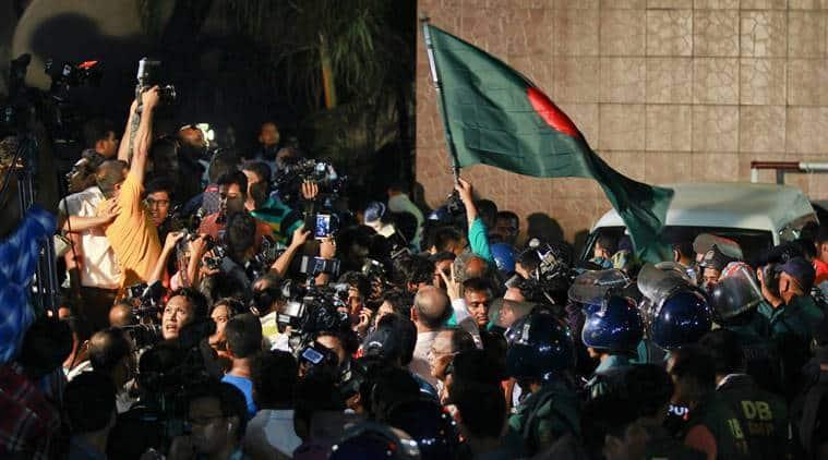 khaleda zia, bangladesh arson attacks, bangladesh opposition