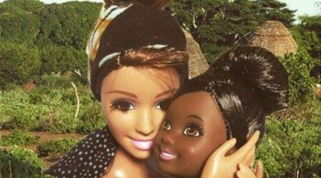 Barbiesavior, Barbie, Instagram, white saviour complex, Teju Cole, Africa, orphans, aid, humanitarian aid, aid workers, white humanitarians, malnutrition, satire, parody account,