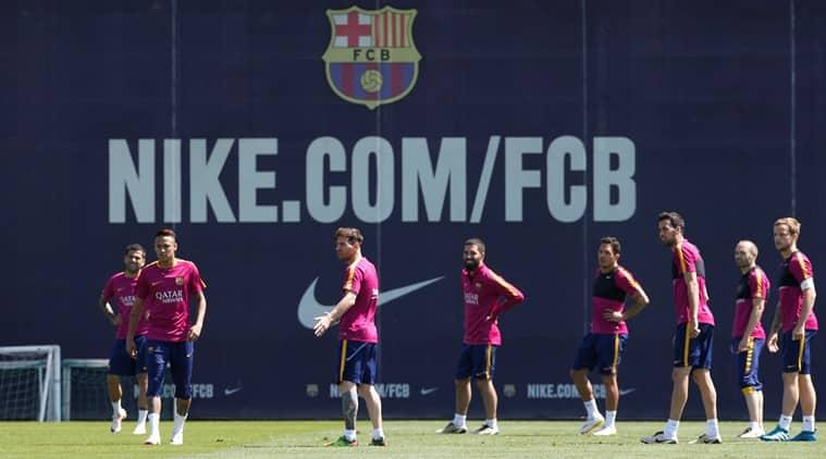 Live Football score, Barcelona vs Sevilla, Copa del Rey: Barcelona will again look to its trio of star forwards to finish off the campaign. (Source: Reuters)
