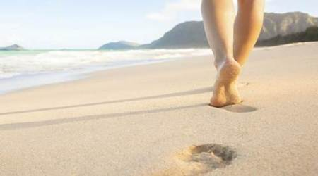 Running barefoot could boost your memory: Study
