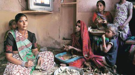 In Solapur beedi colonies, palpable signs of gradual change
