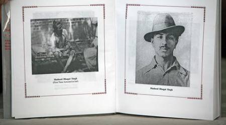 Bhagat Singh row: 'Terms used are up to historian, these can't be labelled right orwrong'