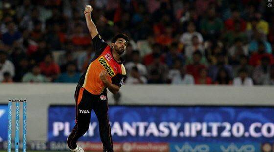 Getting Virat Kohli, other RCB batsmen out is a task: Bhuvi