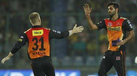 Had utmost faith in Bhuvi for death bowling: Warner