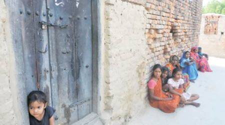 After mass FIR against 800 'unknown people', a village lives in fear
