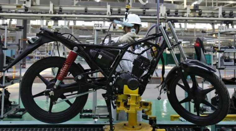 Total motorcycle sales increased 16.24% in April and sales of scooters, more an urban choice, jumped 35.86% in April.
