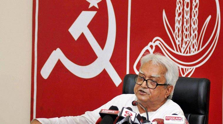 west bengal, west bengal elections, west bengal polls, cpim, biman bose, bengal left parties, bengal poll violence, bengal post poll violence, bengal cpm congress alliance, bengal news, india news, latest news