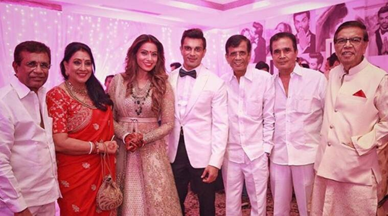 Pictures of Bipasha Basu and Karan Singh Grover Wedding