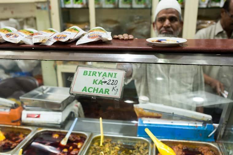 Biryani ka Achar is Deccan Achar's house specialty. (Photo: Sanjay Borra)