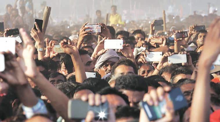 bjp, bjp rally, bjp up rally, uttar pradesh, bjp uttar pradesh, uttar pradesh news, bjp news, bjp allahabad, bjp allahabad meet, india news