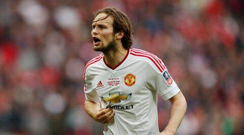 Louis Van Gaal, LVG, Van Gaal, Daley Blind, Blind, Daley Blind Netherlands, Daley Blind Manchester United, Manchester United, Man Utd, Man U, football news, football