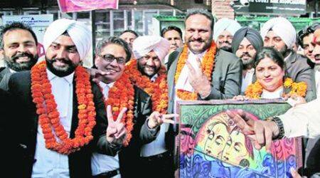 Chandigarh: High Court Bar Association polls – Brar elected president for 2nd term