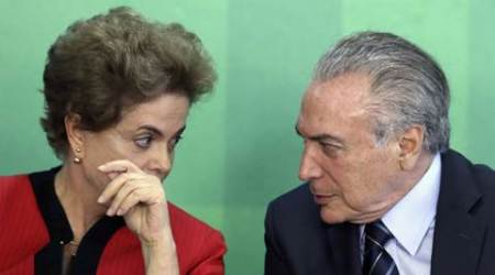 Corruption scandal throws Brazil's interim govt into disarray