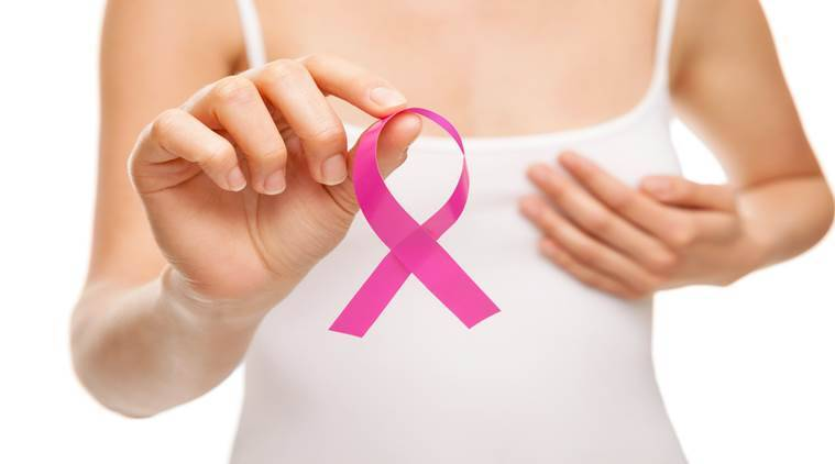breast cancer, breast cancer cases, breast lump, breast cancer causes, breast cancer symptoms, cancer, health, indian express news