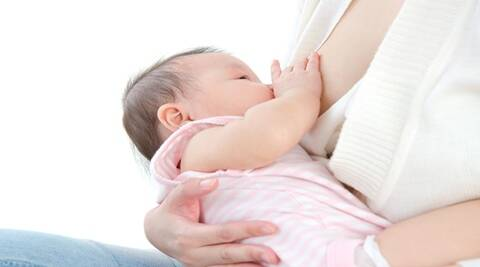 breastfeeding, importance of breastfeeding, ear infections in infants