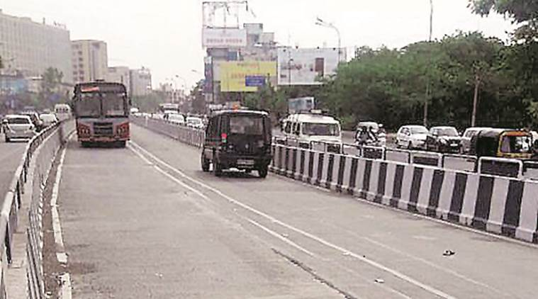 BRTS, PMC, Yerawada-Wagholi BRTS route, pune police, pune intensive Care Unit, pune news, indian express pune
