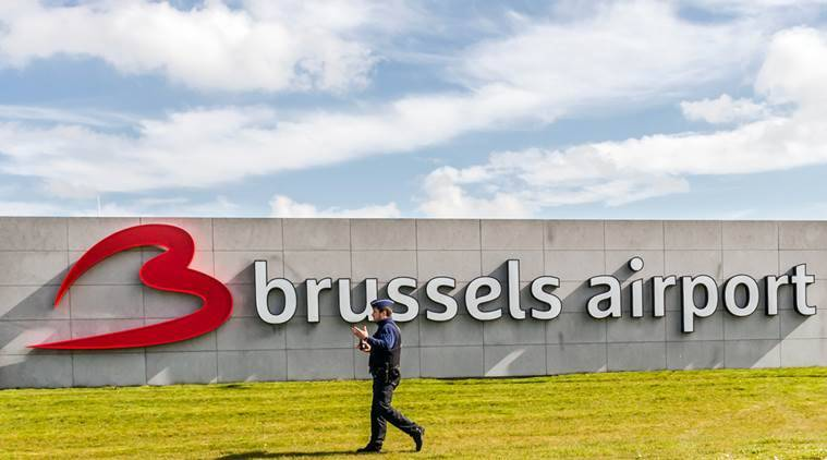Brussels Airport departure hall reopens first time since attack