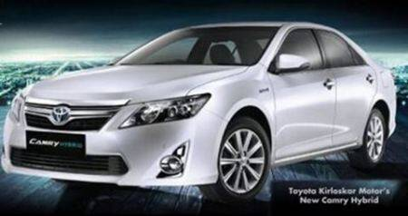 Toyota says 90% of Camry demand for hybrid model