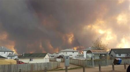 Fear persists as Canada wildfire evacuees begin to return