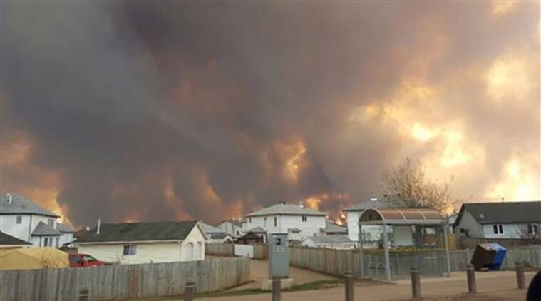 Fort Mcmurray, Canada fire, Fort Mcmurray fire, alberta, fire evacuation, city fire canada, fire in canada, justin trudeau, canada news, world news