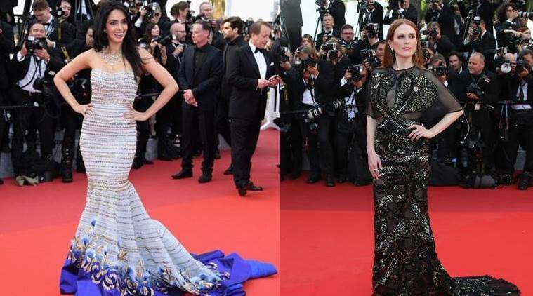 Cannes Film Festival Fashion 2016: Daring dresses, flowing gowns ...
