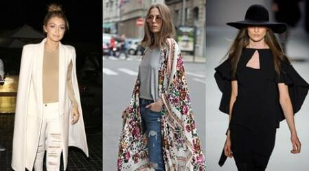 Five different cape looks to try out this monsoon!
