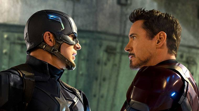 Captain America: Civil War dominates three Bollywood releases, earns
