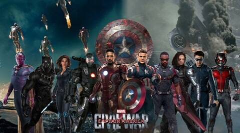 Captain America: Civil War movie review, Captain America: Civil War, Captain America review, Captain America, Captain America: Civil War film review, Captain America: Civil War rating, Captain America: Civil War star rating, Captain America: Civil War cast, Chris Evans, Robert Downey Jr., Scarlett Johansson, Natasha Romanoff, Sebastian Stan, Anthony Mackie, Don Cheadle, Jeremy Renner, Chadwick Boseman, Paul Bettany, Elizabeth Olsen, Joe Russo, Anthony Russo