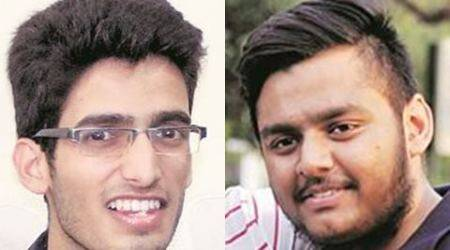 Chandigarh: Tricity's joint toppers are both IITaspirants