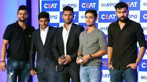 ceat awards, ceat cricket awards, rohit sharma, r ashwin, ashwin, kohli, rahane, joe root, root, cricket awards, cricket