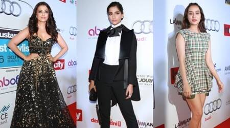 Aishwarya, Sonam, Shraddha and more: These are the most stylish Indian celebrities