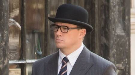 Kingsman 2 set photo shows Channing Tatum all suited-booted