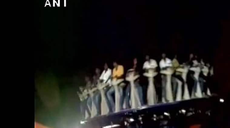 Chennai, Kishkinta Theme park, chennai park accident, park accident, Chennai Kishkinta park, chennai news, india news